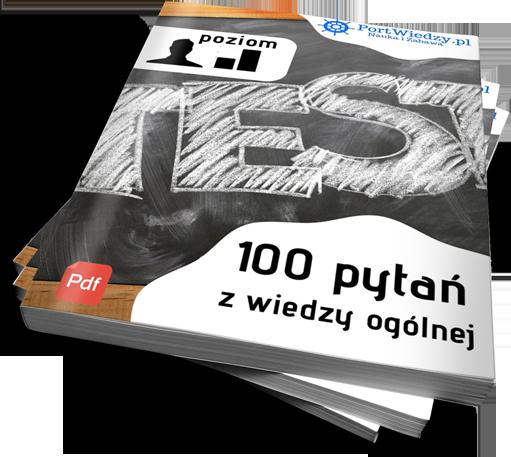 100pytanogolnych - 100 pytań z wiedzy ogólnej