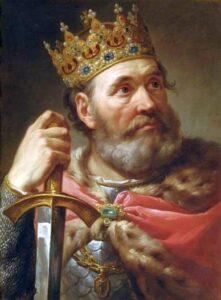 Który władca rządził jako pierwszy?