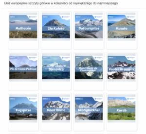 Najwyzsze szczyty Europy | PortWiedzy.pl