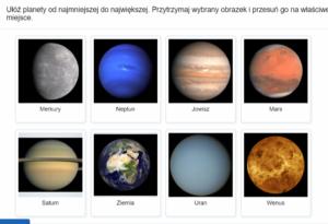 Planety Ukladu Slonecznego | PortWiedzy.pl