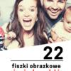 niemiecka rodzina fiszki 100x100 - 42 fiszki obrazkowe angielsko-polskie: Zwierzęta