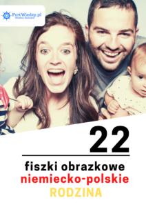 niemiecka rodzina fiszki   PortWiedzy.pl