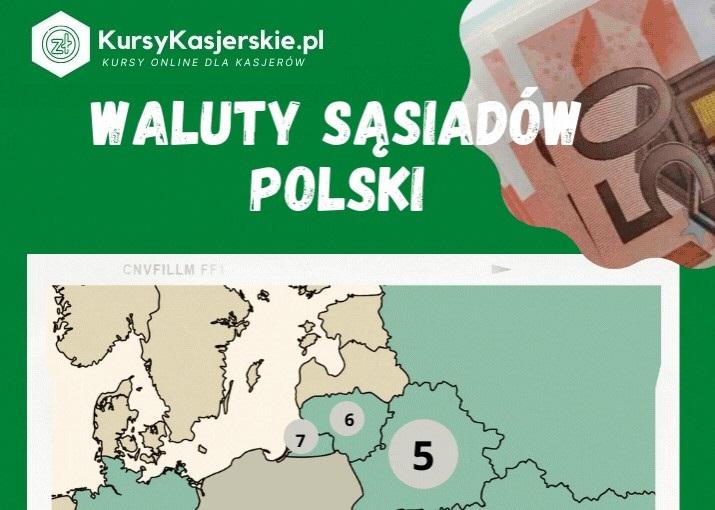 Read more about the article Waluty sąsiadów Polski